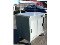 catering equipment / HOT CUPBOARD / plate warmer (heated gantry) NEW