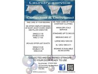 Offering a laundry service for all your needs however big or small