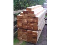 Building Timber / Sleepers - Free delivery