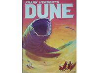 Dune - Board Game - (Avalon Hill sandworm edition) (1979)