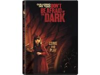 Don't Be Afraid Of The Dark DVD (2011)