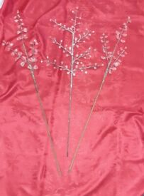 Glass & Crystal Twigs