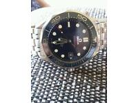 LOVELY mens omega seamaster watch