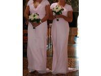 3 x Beautiful Bridesmaid Dresses