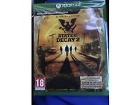 State of decay 2 ultimate edition Xbox one