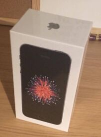 iPhone SE 32gb Space Grey, sealed in box