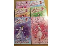 6 x Magic Ballerina Books by Darcy Bussell
