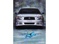2002 Ford Explorer powerful Classic Car Advertisement Print Ad J74
