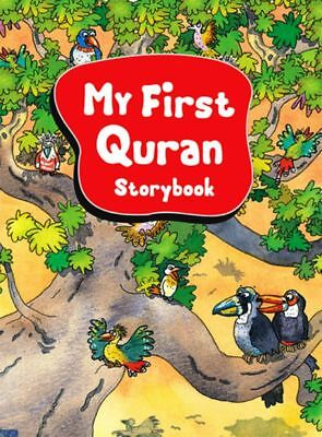 My First Quran Story Book for kids Soft - Storybook For Kids