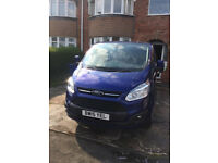 fordTransit 2.2 ( 15Reg ) TDCi Custom like new