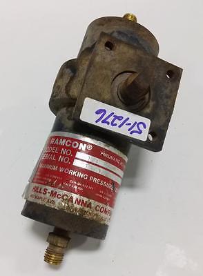 Hills-mccanna Ramcon Pneumatic Actuator R168