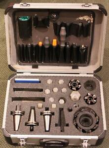 MILLING CUTTER SET & CASE