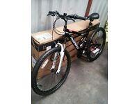 "Mountain Bike 26"" , Dual Suspension"
