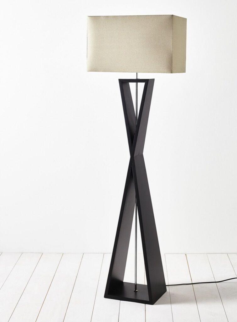 Bhs kayden floor lamp in topsham devon gumtree bhs kayden floor lamp aloadofball Choice Image
