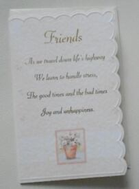 From The Heart Small Cards For Special Occasions