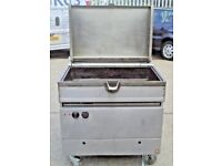 BRATT PAN - AUTO LIFT - NAT GAS - FALCON - VAT INCLUDED
