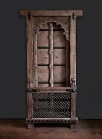 Antique Prayer Window/Door from Middle east