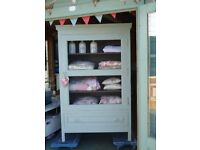 Gorgeous Refurbished Linen Cupboard / Cabinet / Armoire