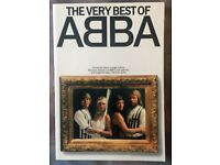 Book The Very Best Of ABBA