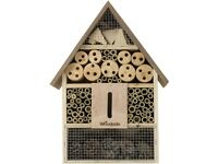 Wooden insect & bee house. New