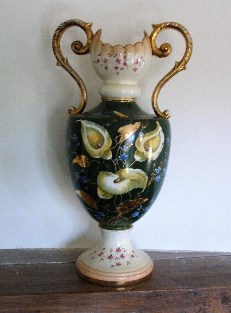 Pair Of Large Antique Vases In Blandford Forum Dorset Gumtree
