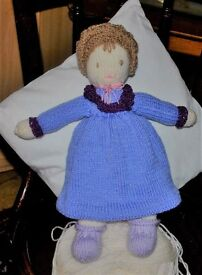 Brand New hand made doll