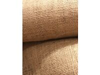 Hessian rolls for table runners, party decorations, craft, rustic, shabby chic, vintage