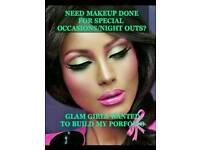 SELF TAUGHT MAKEUP ARTIST WANTED VOLUNTERS