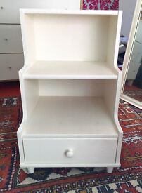 Laura Ashley bedside table/small chest.