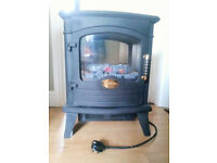 "ELECTRIC ""WOOD-BURNER STYLE"" FIRE"