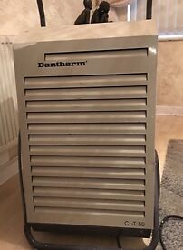 Dantherm cdt 50 dehumidifier £250 pick up only