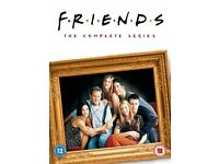 DVD FRIENDS SERIES 1-10