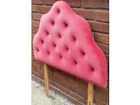 headboard for single bed. Good quality. In excellent condition.