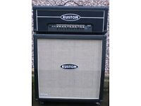 Guitar Amplifier & Speaker