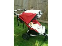 Mountain buggy duo - sale or swap for single