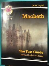 Macbeth revision and text guide CGP GCSE level