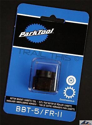 Park Tool Bbt 5 Fr 11 Bottom Bracket   Cassette Tool Fits Campagnolo Campy