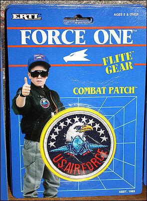 Ertl Flite Gear Combat Patch - Us Air Force