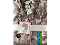 Primark Butterfly Mocha Pyjama Nightwear