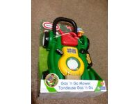 Little tikes toy lawn mower Brand new
