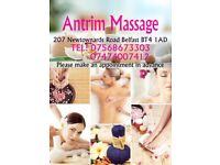 Professional Oriental Massage Relaxing at 207 Newtownards Road Belfast BT4 1AD