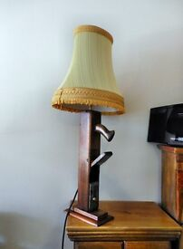 Table lamp bases vintage retro style