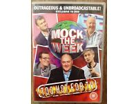 Mock The Week - Too Hot For TV Vol.1 (DVD, 2007)