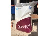 Bag of 'Tarmac' Kiln Dried Sand for paving 20kg