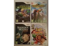 Nintendo Wii Games Individually priced