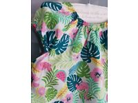 ZARA H&M BABY GIRL SUMMER CLOTHES BUNDLE 9-12 MONTHS SKIRT DRESS from £ 1.99 choose your bundle