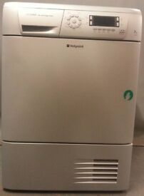 Hotpoint condenser Dryer TCD970/PCC61047, 3 month warranty, delivery available in Devon/Cornwall