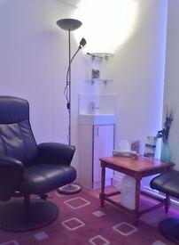 Smart modern treatment / consulting rooms in Radlett Hertfordshire