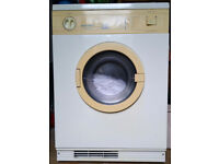 Tumble Dryer, White Knight Sensordry Dual Heat Vented Tumble Dryer