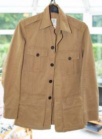 Safari Jacket (Hickman and Bousfield)